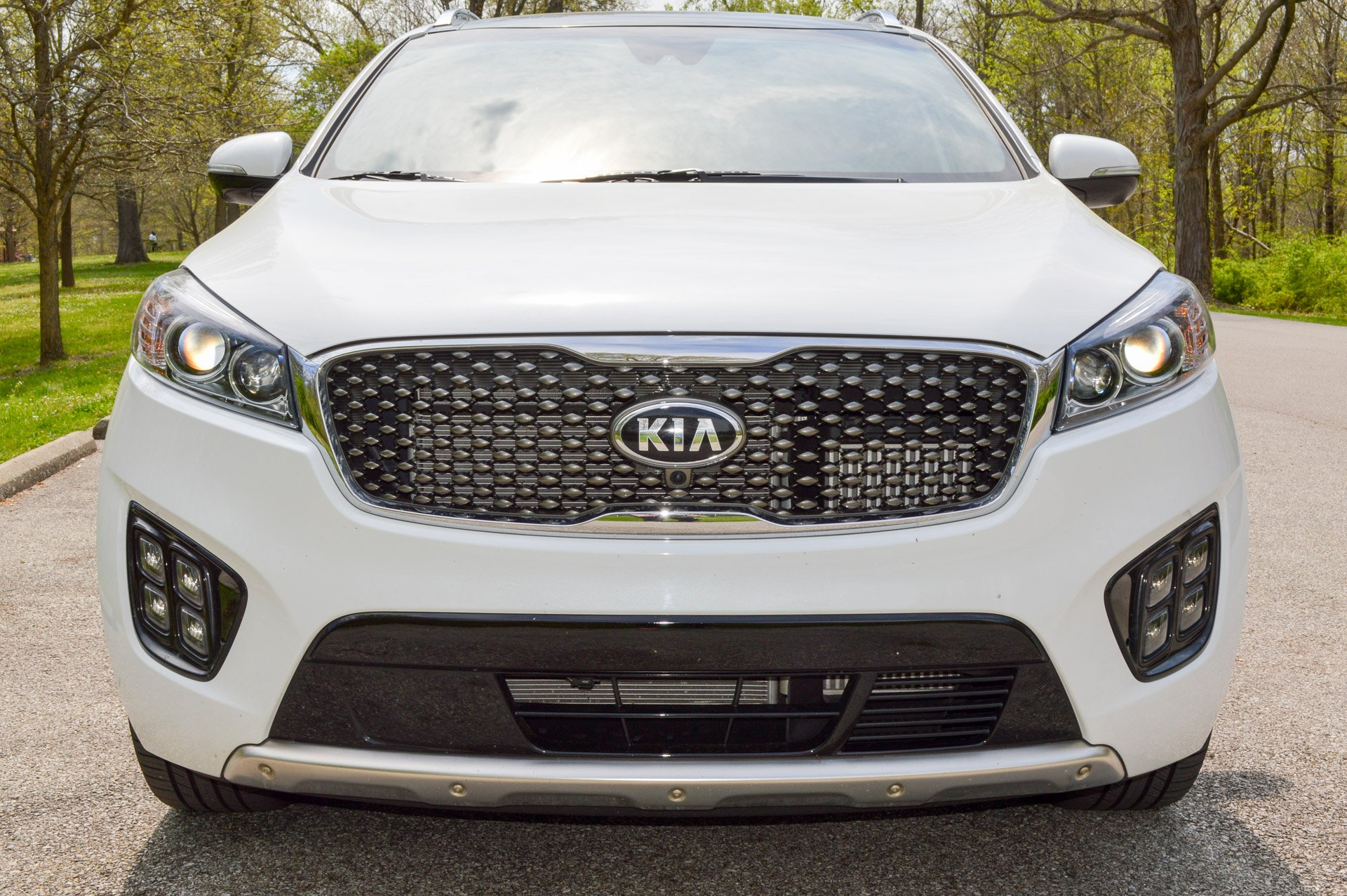 Review 2016 kia sorento sx v6 95 octane for Garage kia 95