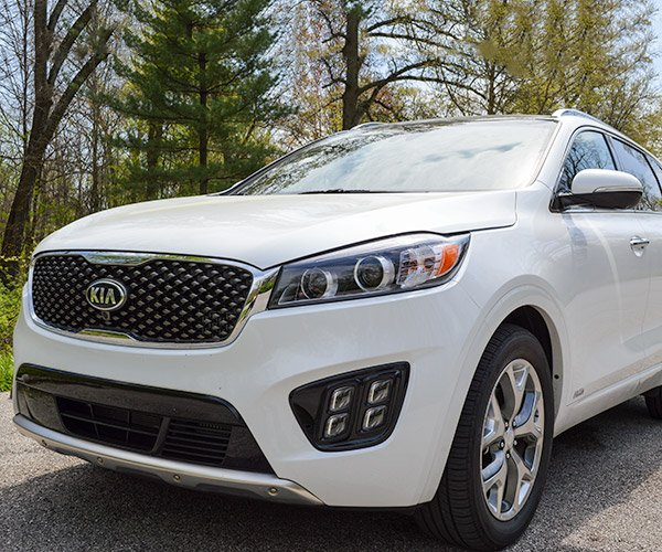Review: 2016 Kia Sorento SX V6