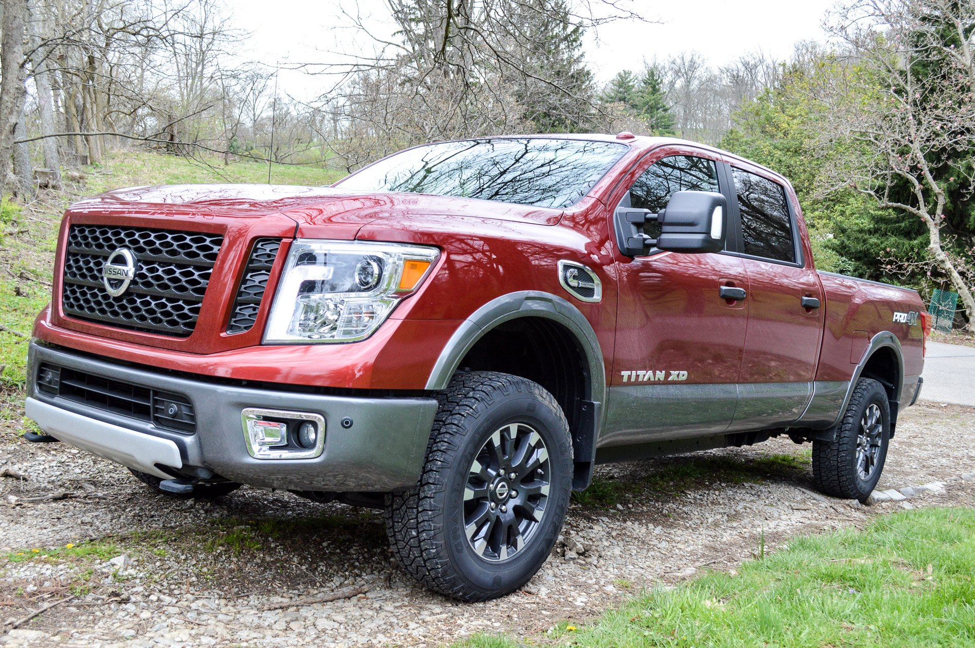 review 2016 nissan titan xd pro 4x 95 octane. Black Bedroom Furniture Sets. Home Design Ideas