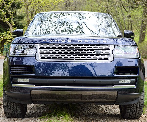 Review: 2016 Land Rover Range Rover HSE