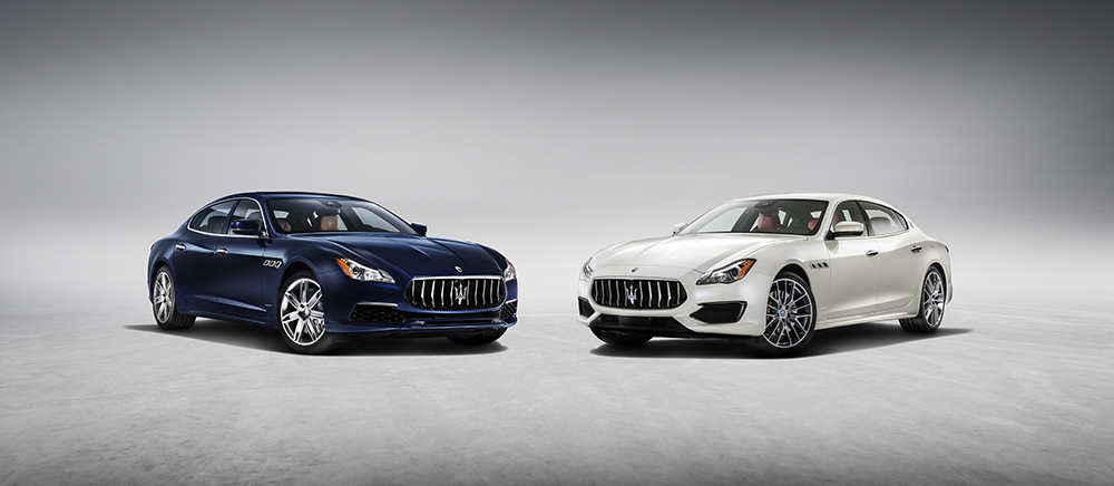 Maserati Rolls Out Redesigned 2017 Quattroporte