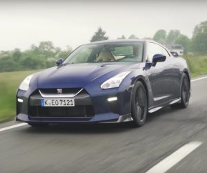 The 2017 R35 GT-R Proves a Monster on the Track