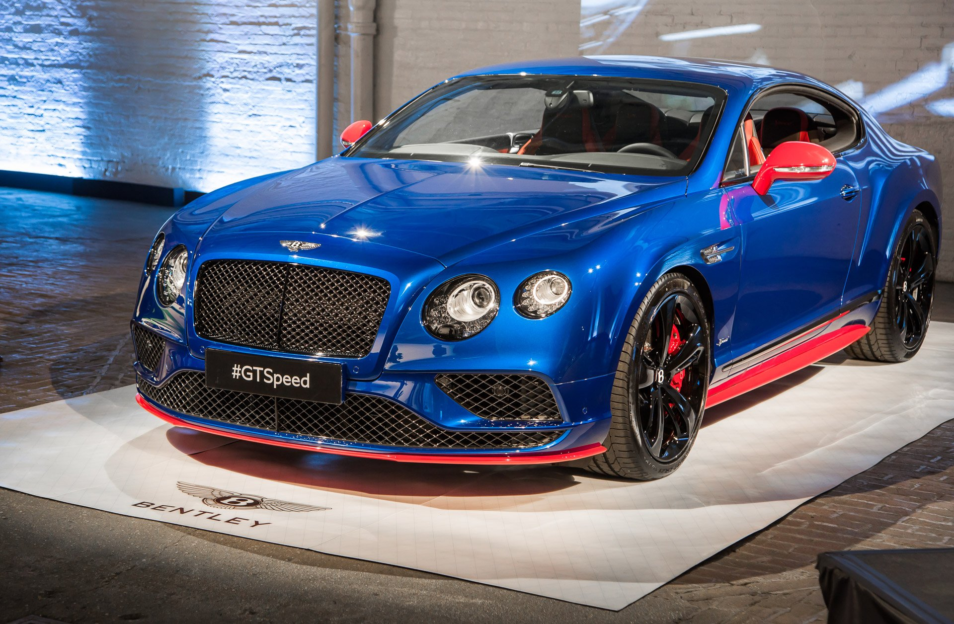 2017 Bentley Continental Gt Speed 95 Octane