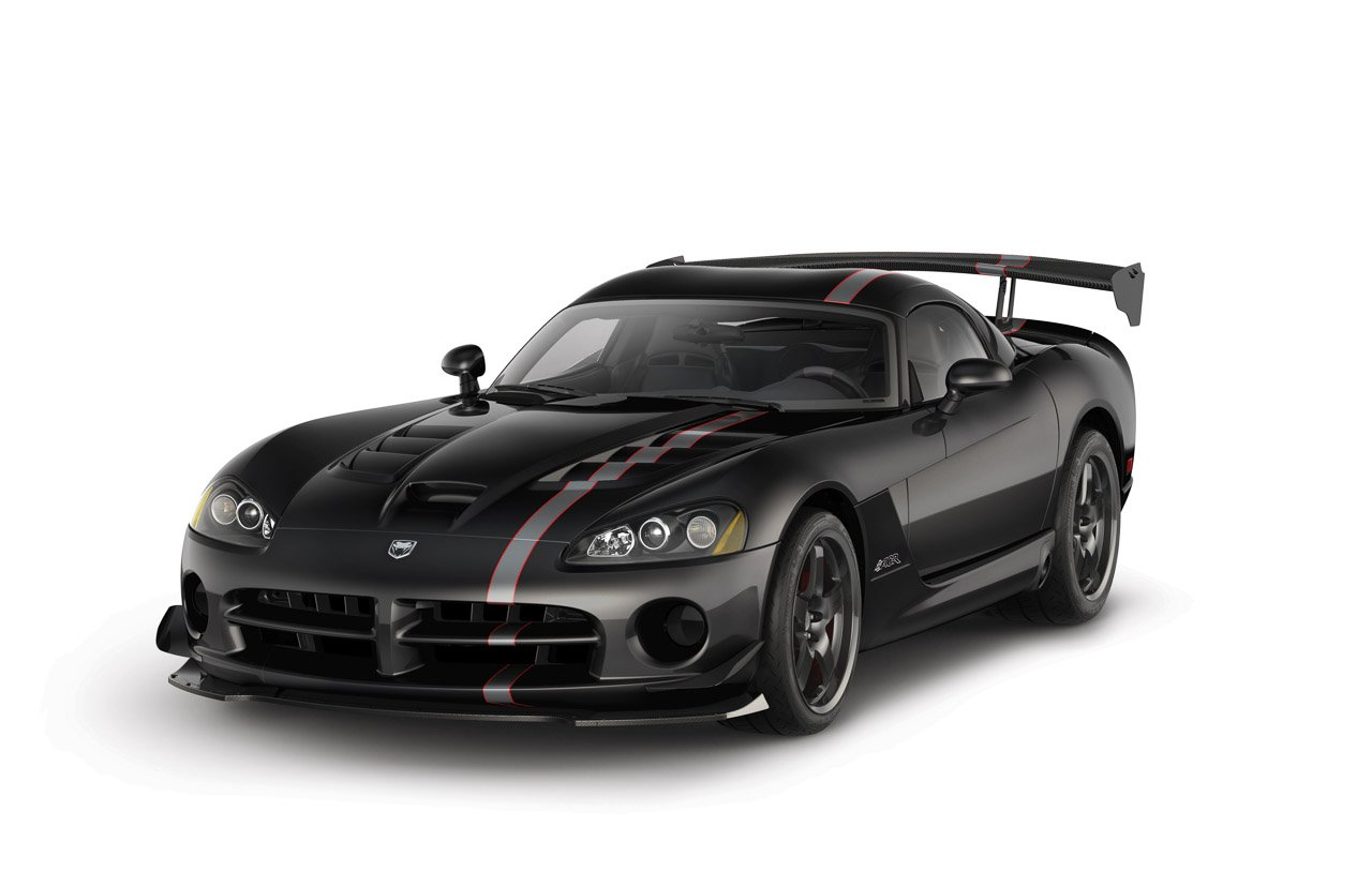 Dodge Viper Production to End with Five Limited Edition ...