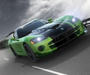 Dodge Viper Production to End with Five Limited Edition Snakes