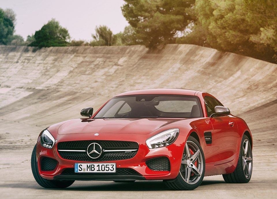 """2017 Mercedes-AMG GT is a $112k """"Entry Level"""" Sports Car"""