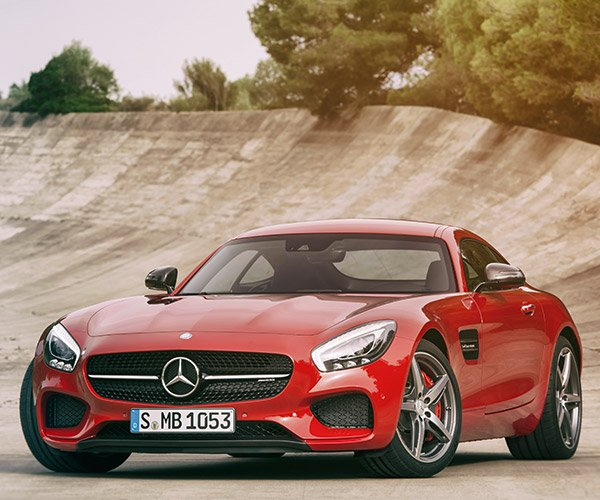 "2017 Mercedes-AMG GT is a $112k ""Entry Level"" Sports Car"