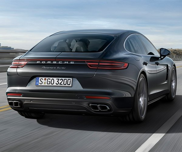 The Porsche Panamera Got Way Hotter Over the Summer