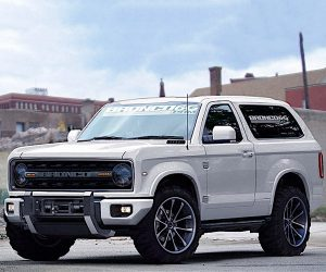 Is There a New Ford Bronco in Our Future?