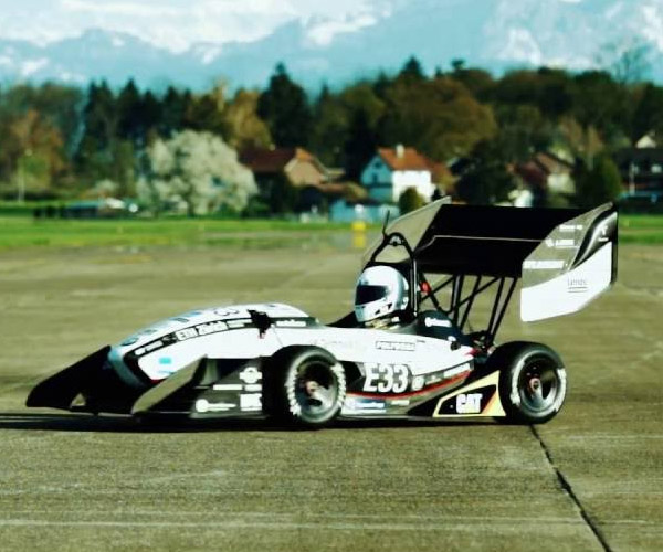 Tiny EV Does 0 to 62 mph in 1.5 Seconds