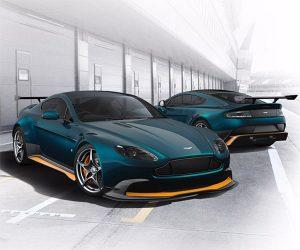 Create Your Dream Aston Martin Vanquish GT8