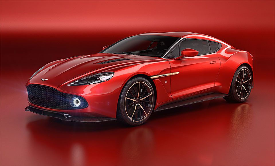 Aston Martin Zagato to Be Produced in 99 Unit Run