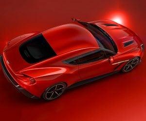 Aston Martin Zagato to Be Produced in 99 Unit Run