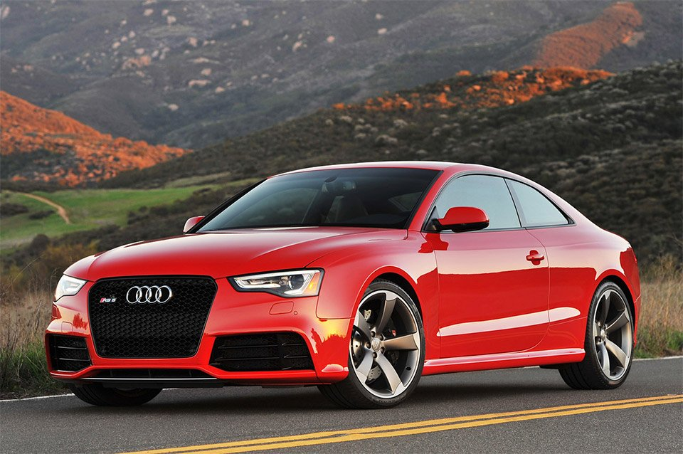 New Audi RS5 to Get Twin-turbo V6 as V8 Replacement - 95 ...