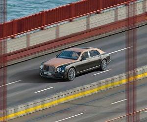Bentley Gigapixel Image Captures Fancy Car from Afar