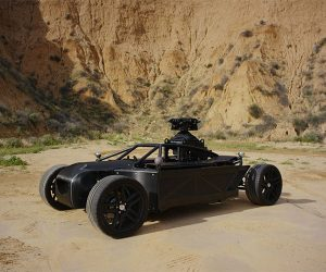 The Blackbird Can Be Any Car it Wants to Be