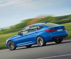 BMW 3 Series Gran Turismo Hatchback Stretched for 2017