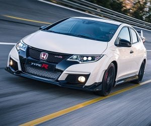 Honda Civic Type R Sets Records at Five Euro Tracks