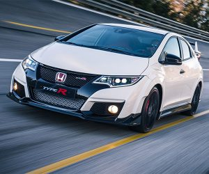 Honda Civic Type R Sets Records at Five Euro Tracks