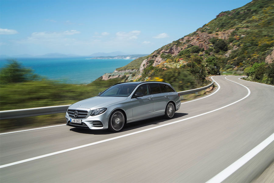 Mercedes-Benz E400 Wagon Hits US in Early 2017