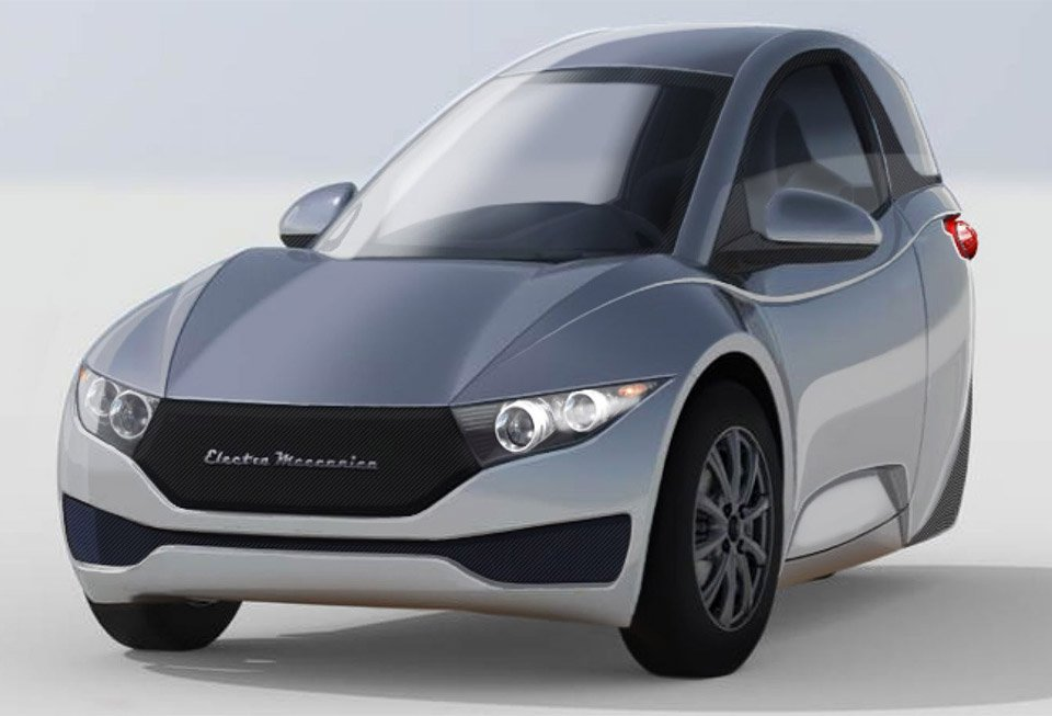 Solo Single Seat EV to Launch This July - 95 Octane