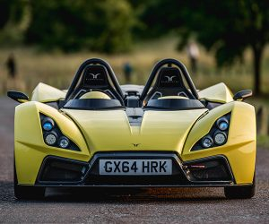 Production Elemental RP1 to Blast Up Goodwood Hill Climb