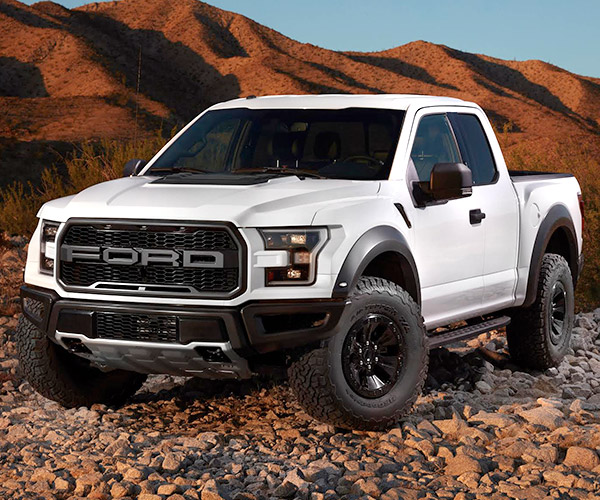 2017 Ford F-150 Raptor Digs in with New BFGoodrich Tires