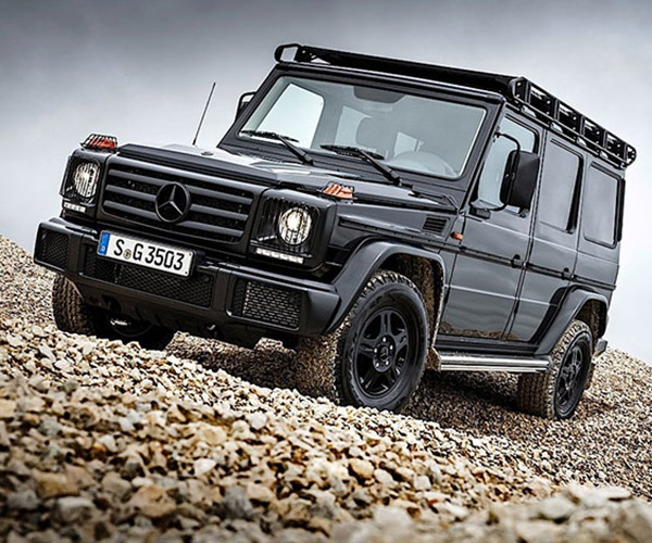 2017 Mercedes-Benz G 350d Professional