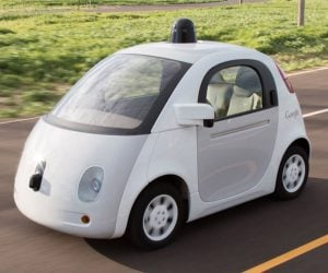 Google Self Driving Car Can Now Honk Its Own Horn