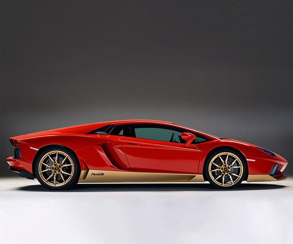 Lamborghini Aventador Miura Homage: Miurador