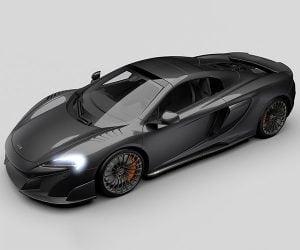 McLaren MSO Carbon Series LT is a Carbon Fiber Dream