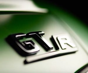 Mercedes-AMG Teases AMG GT R: The Green Meanie