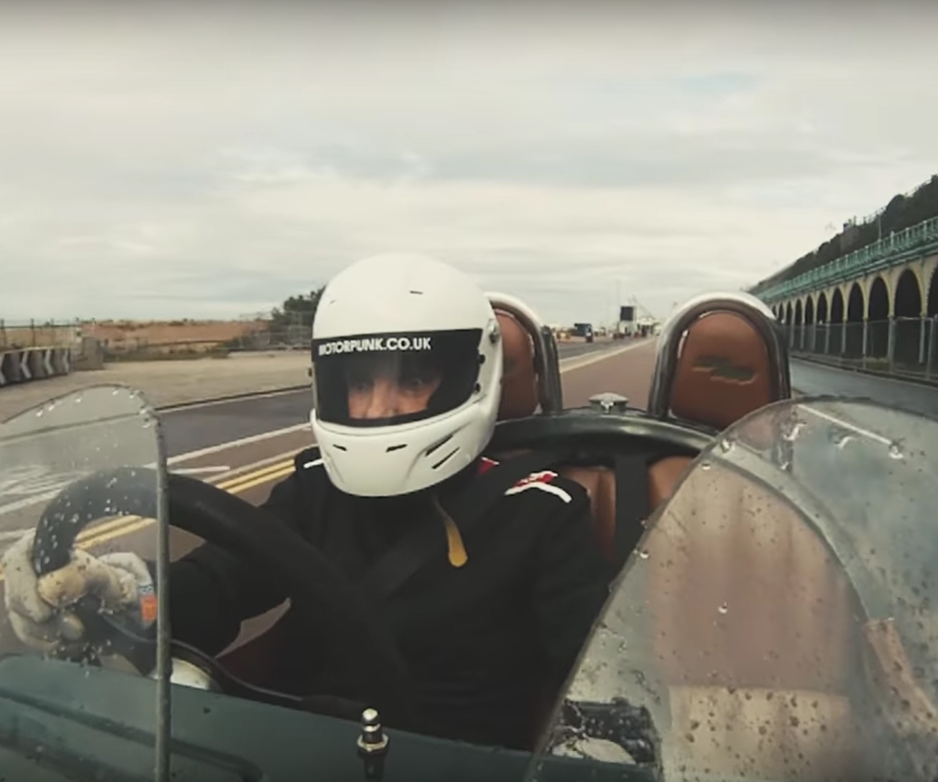 Chasing a 90-Year-Old Record at the Brighton Speed Trials
