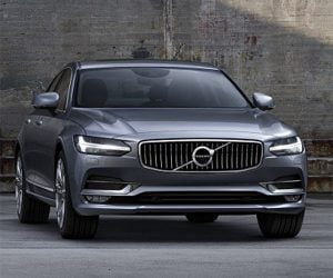 2017 Volvo S90 and V90 Get Polestar-ified