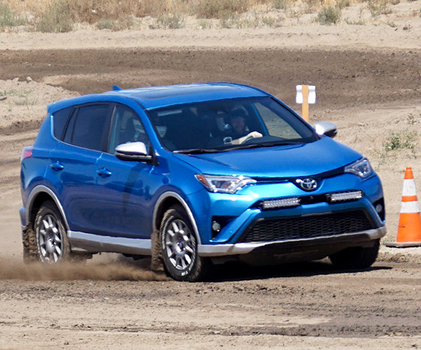 The RAV4 Proves It's More Than a Grocery Getter