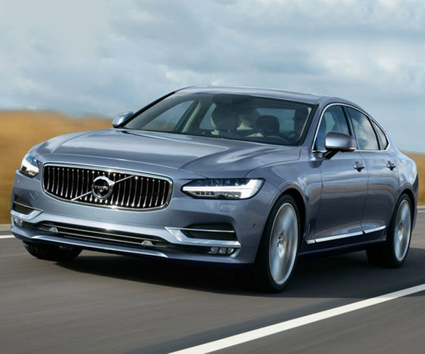 Volvo S90 and V90 Polestars May Pack 600 Horses