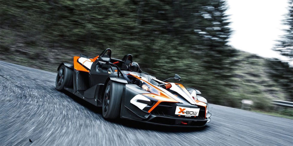 YES! KTM X-Bow Coming to the US!