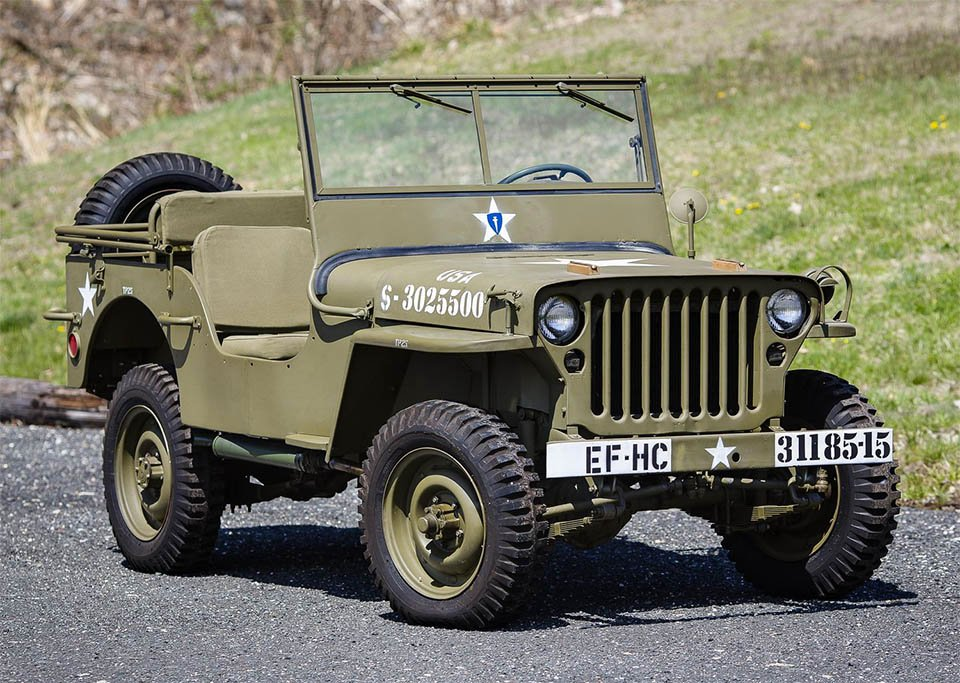 Jeep Concept 2016 >> Jeep Wrangler 75th Salute Concept Looks Like the Original - 95 Octane