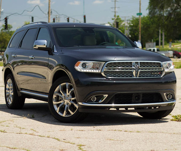 Review: 2016 Dodge Durango Citadel AWD