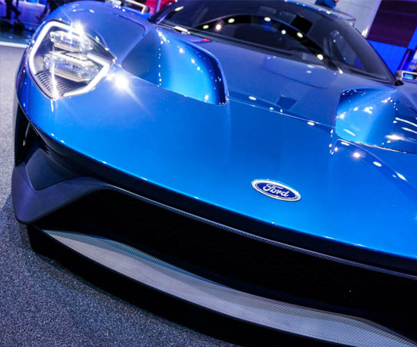 Ford GT Service Centers Must Follow Strict Protocol, Shell out $