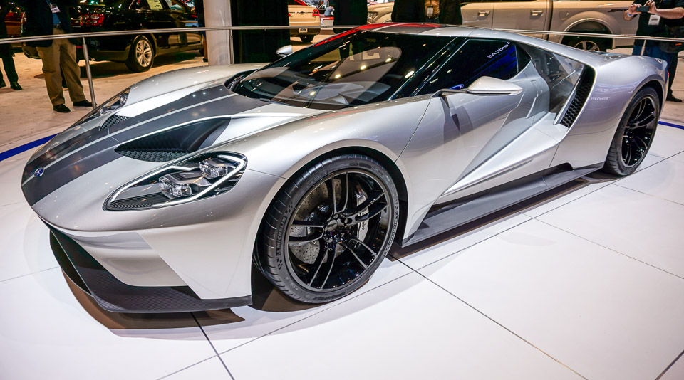 Ford GT Rejection Letter Lets Losers Down Easy