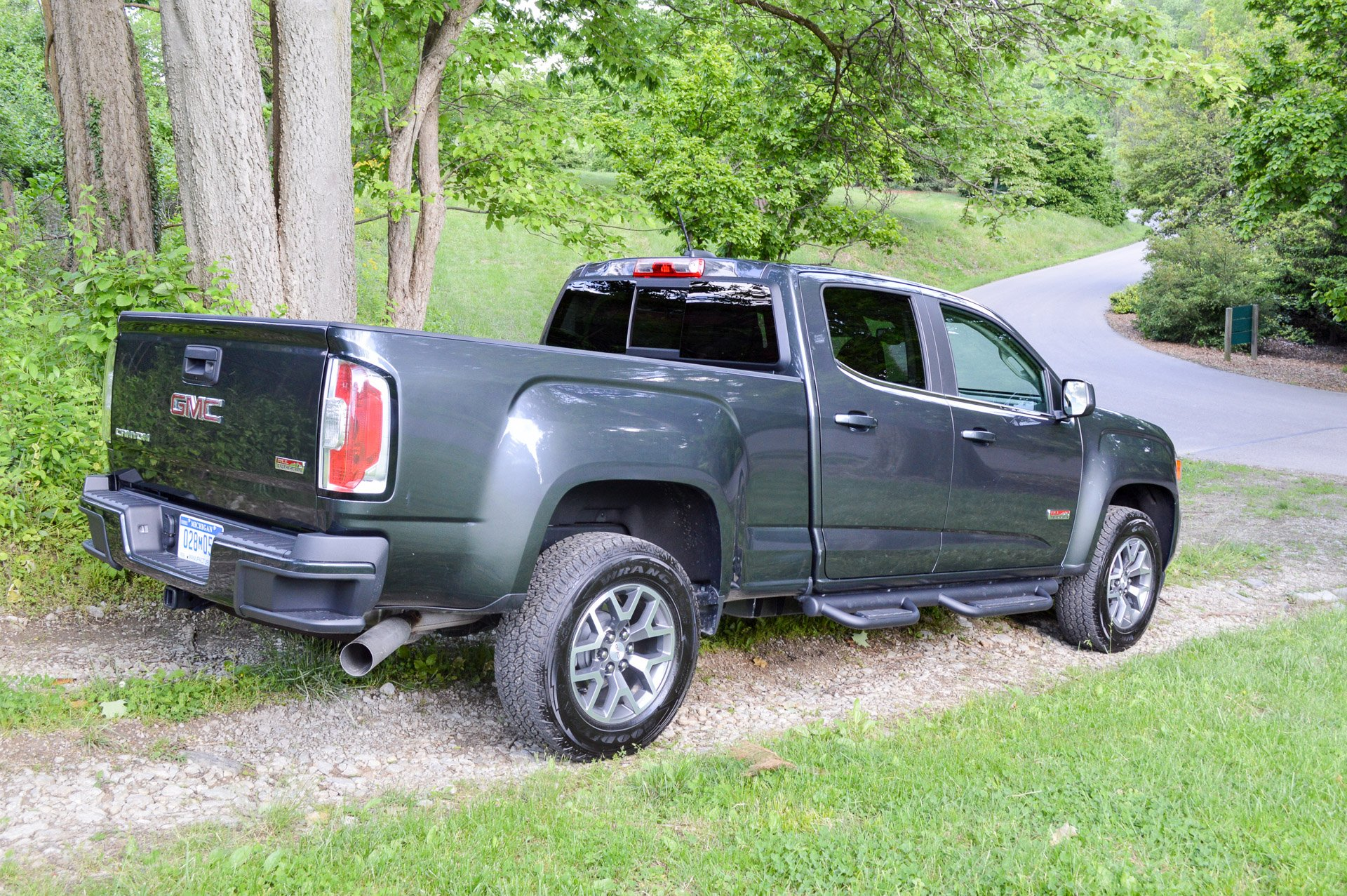 slt drive review lewis by canyon duramax ben reviews gmc