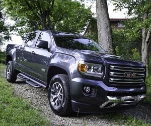 Review: 2016 GMC Canyon SLE Diesel