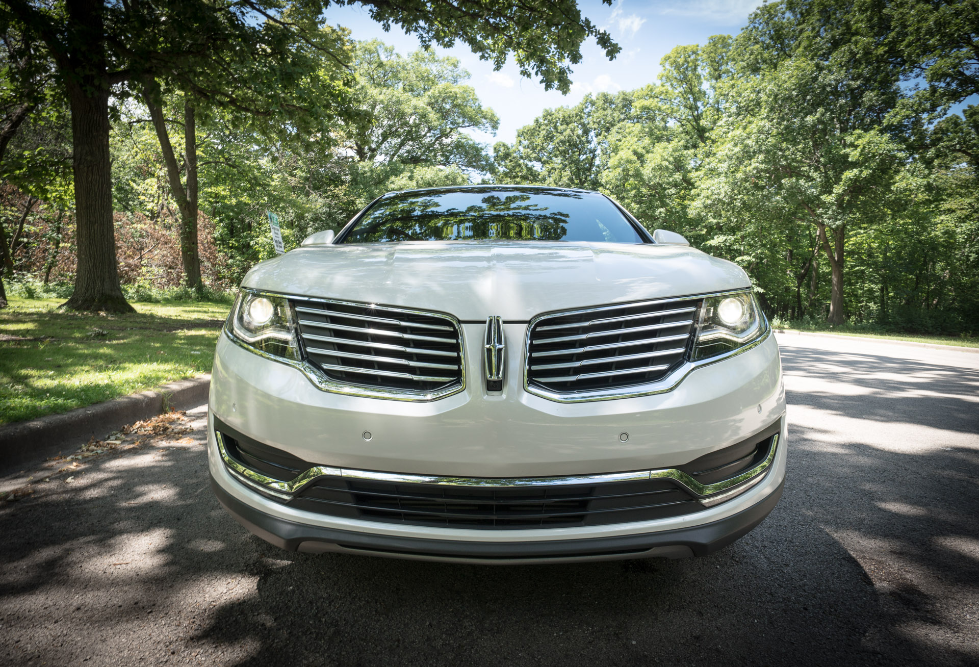 Review 2016 Lincoln MKX 2 7 AWD 95 Octane