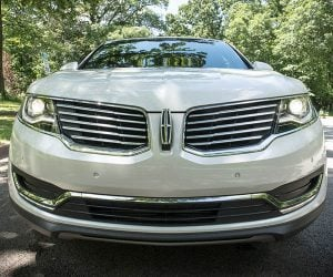 Review: 2016 Lincoln MKX 2.7 AWD