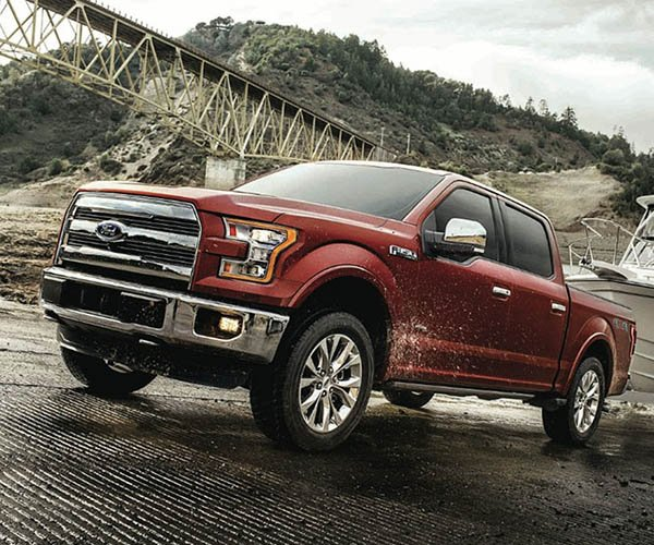 2017 Ford F-150 EcoBoost V6 Gets More Torque and 10-speed