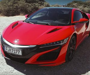 Acura's Reborn NSX Is a Hybrid Fantasy Come to Life