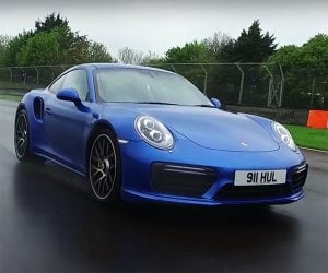 Celebrate Independence with this 2017 Porsche 911 Turbo S