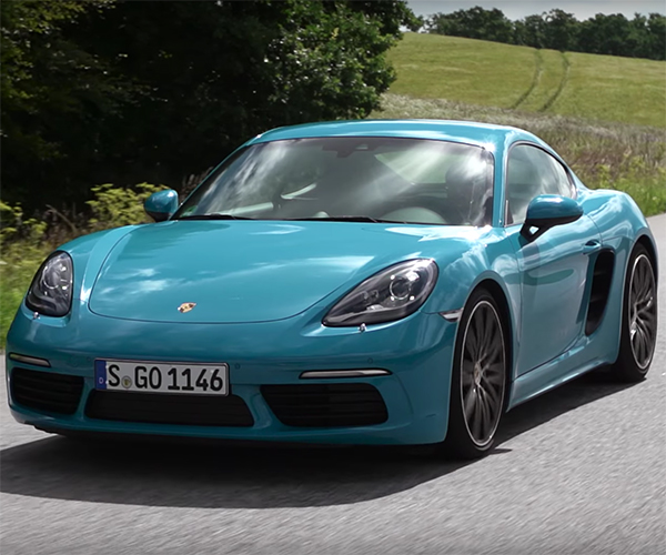Porsche 718 Cayman Doesn't Bring the Noise Like It Should