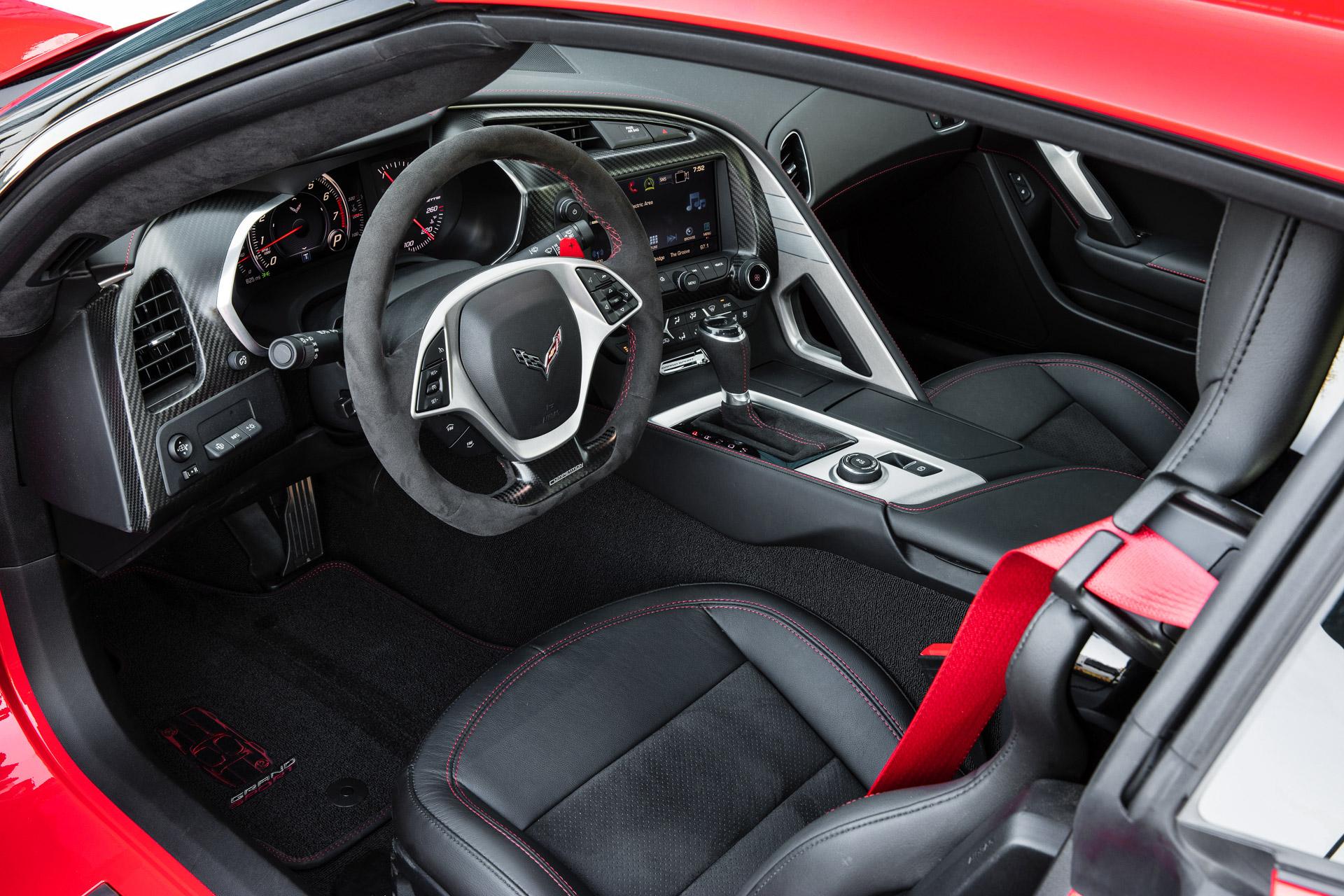 First Drive Review 2017 Chevrolet Corvette Grand Sport